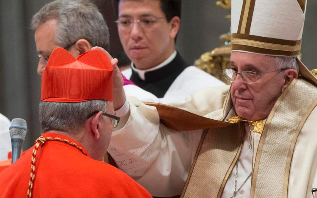 Igreja: Os cardeais portugueses na história (elenco)