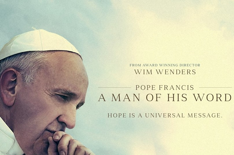 Cinema: Wim Wenders leva filme sobre o Papa a Cannes