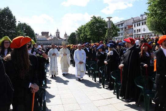 Pastoral Universitária: «O futuro da nação está nas vossas mãos», diz arcebispo de Braga aos finalistas
