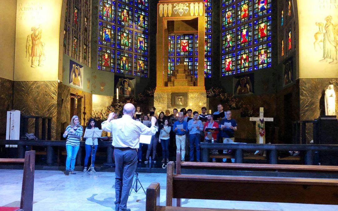 Cultura: Concerto «Fátima em Lisboa» revisita composições marianas do padre António Cartageno