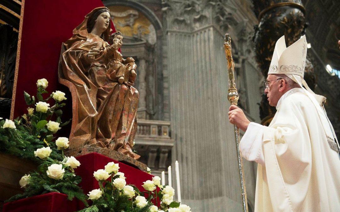 """Liturgia: Igreja celebra pela primeira vez a memória de Maria, """"Mãe da Igreja"""""""