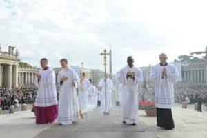Liturgia: Peregrinação Internacional de Acólitos a Roma