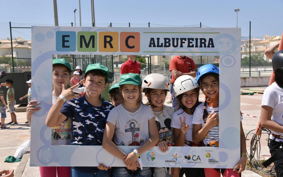 EMRC: Diocese do Algarve organizou primeiro encontro de Educação Moral e Religiosa Católica para o 1.º ciclo