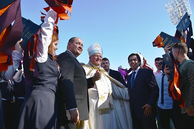 Pastoral Universitária: Bispo do Algarve incentivou a vida «pautada por valores»