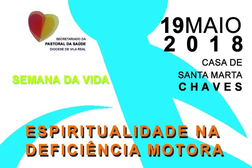 Vila Real: Pastoral da Saúde promove conferência sobre «Espiritualidade na Deficiência Motora»