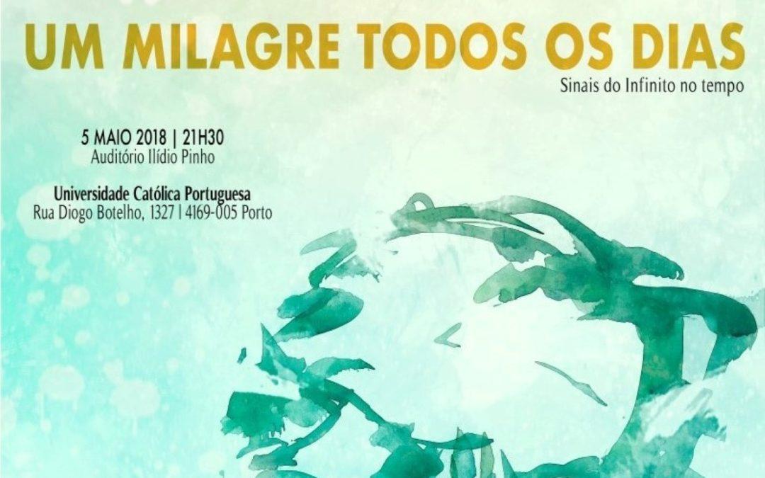 UCP/Porto: Documentário «Um Milagre Todos os Dias» revela dedicação das Irmãzinhas dos Pobres
