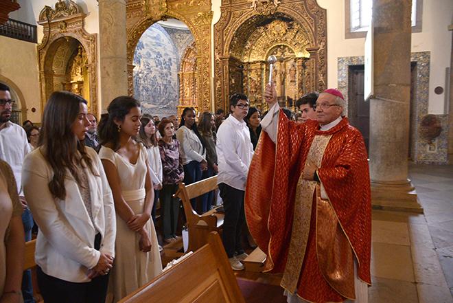 Pentecostes: «Ser crismado significa não estacionar, não se acomodar» – Bispo do Algarve