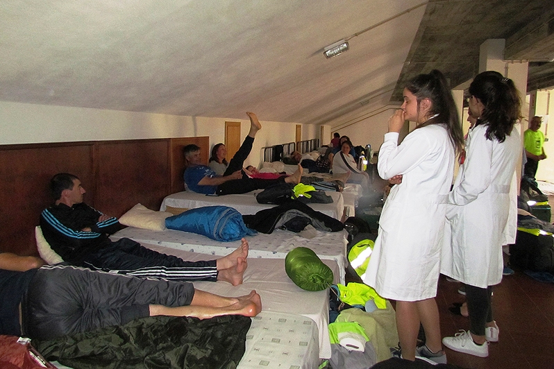 Viseu: Centro Pastoral prestou apoio a 500 peregrinos