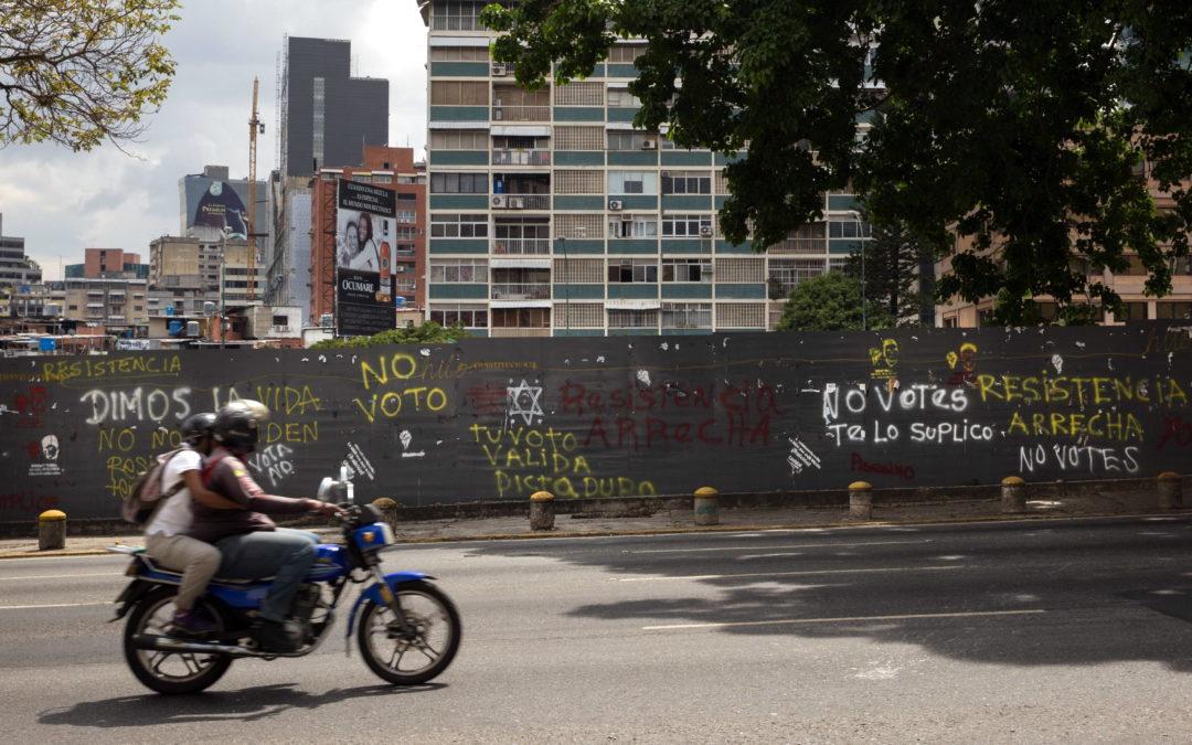 Vaticano: Papa pede «unidade e paz» para a Venezuela e pede fim da violência