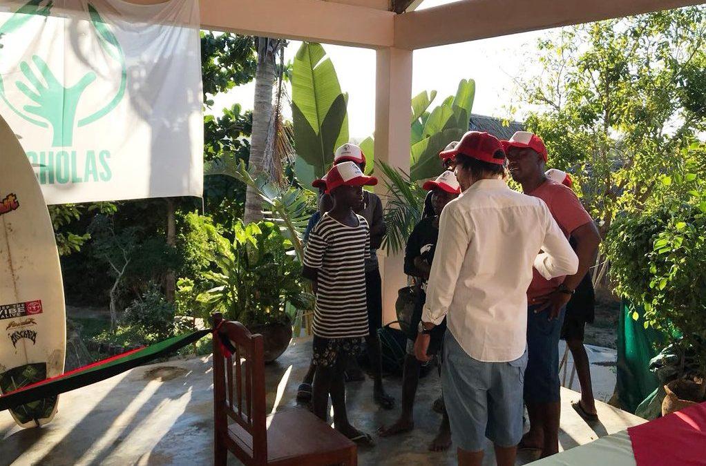 Educação: Papa inaugurou novas sede de projeto educativo global em Moçambique