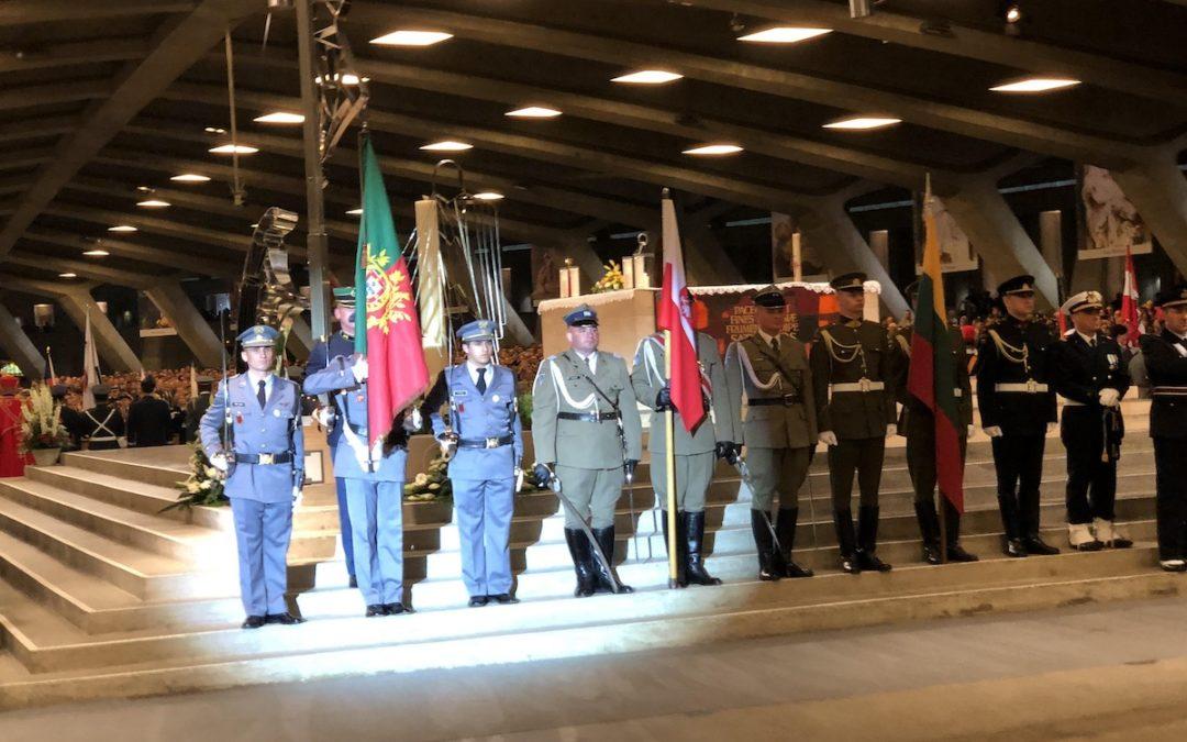 Lourdes: 300 portugueses participam na Peregrinação Internacional Militar