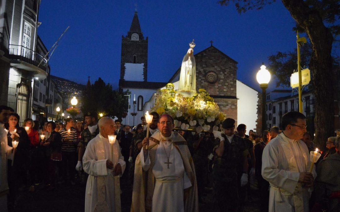 Funchal: Bispo convidou a «redescobrir e pôr em prática» mensagem deixada por Nossa Senhora