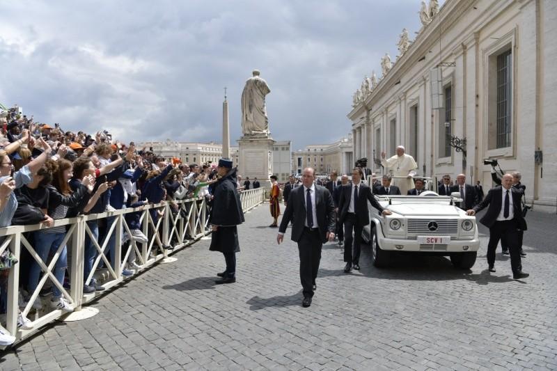 Vaticano: Papa Francisco dedica novo ciclo de catequeses ao Sacramento da Confirmação