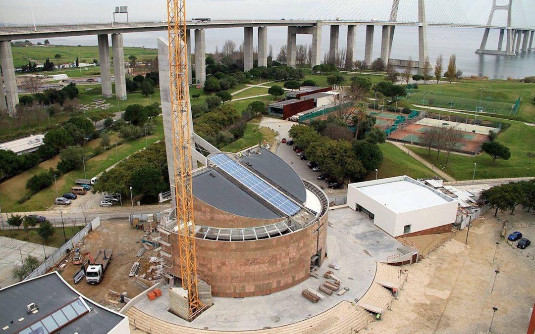 Parque das Nações: Uma paróquia que nasceu da EXPO'98