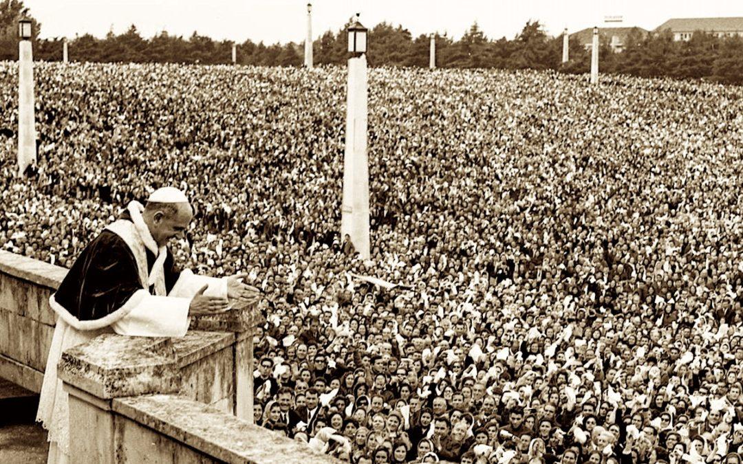 Vaticano: Paulo VI, o primeiro Papa a visitar Fátima, morreu há 40 anos (c/vídeo)
