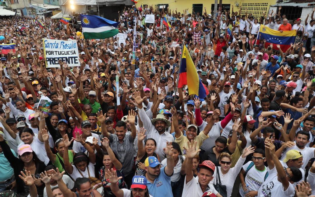 Eleições: «Venezuelanos têm o direito de eleger os seus líderes com liberdade» – Arcebispo de Caracas