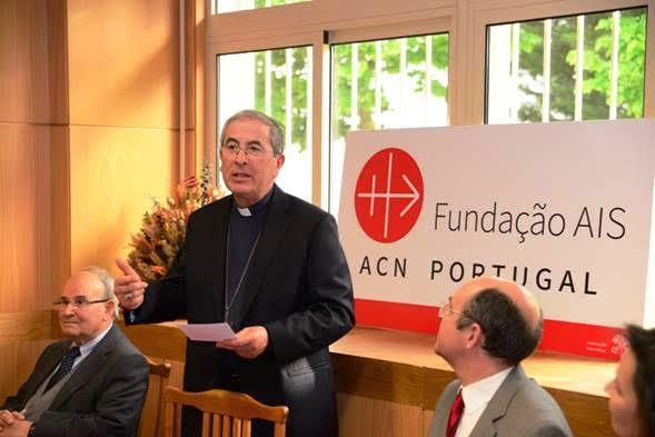 AIS: D. José Traquina presidiu à tomada de posse dos novos órgãos sociais da fundação