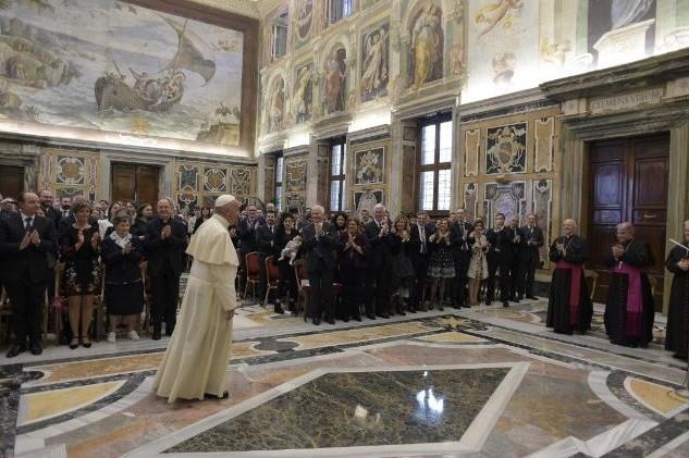 Vaticano: Dignidade humana está «vinculada» ao trabalho – Papa Francisco