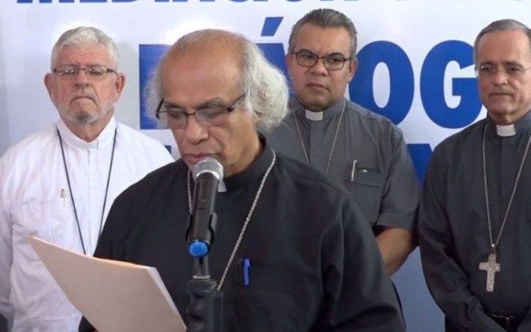 Nicarágua: Igreja Católica suspende mediação do diálogo para a reforma política do país