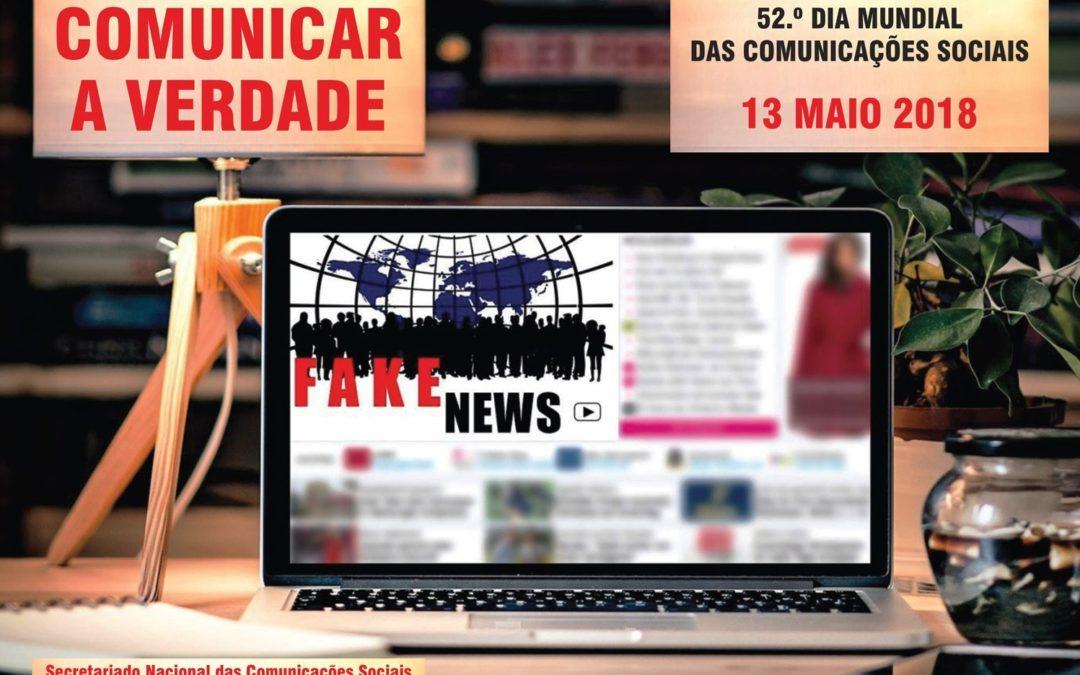 Media: Papa propõe jornalismo ao serviço da paz e das pessoas