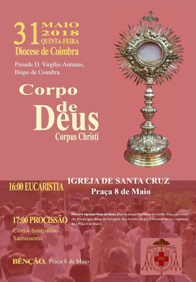 Corpo De Deus Celebrações E Procissões Nas 20 Dioceses De Portugal