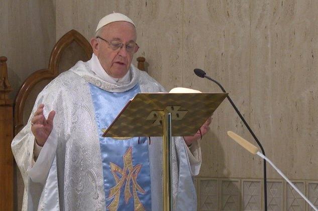 Vaticano: Igreja sem dimensão materna é Igreja de «solteirões», alerta o Papa (c/vídeo)