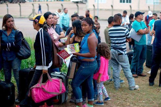 Solidariedade: Cáritas Internacional faz apelo de emergência para ajudar migrantes venezuelanos