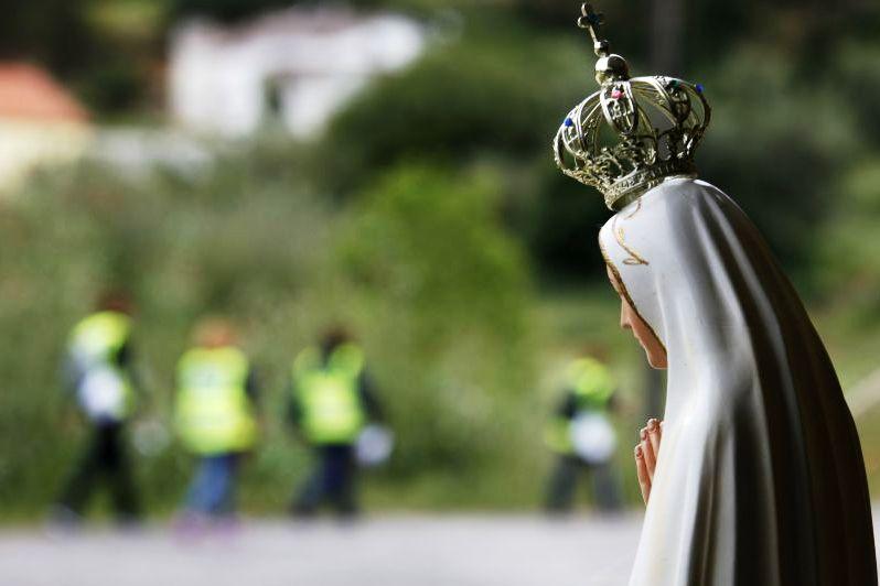 Vila Real: Mais 300 quilómetros em três dias levaram pastor em peregrinação ao Santuário de Fátima a cada mês de maio