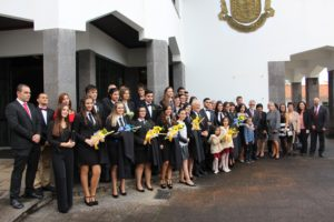 Pastoral Universitária: Bênção dos finalistas de Lisboa