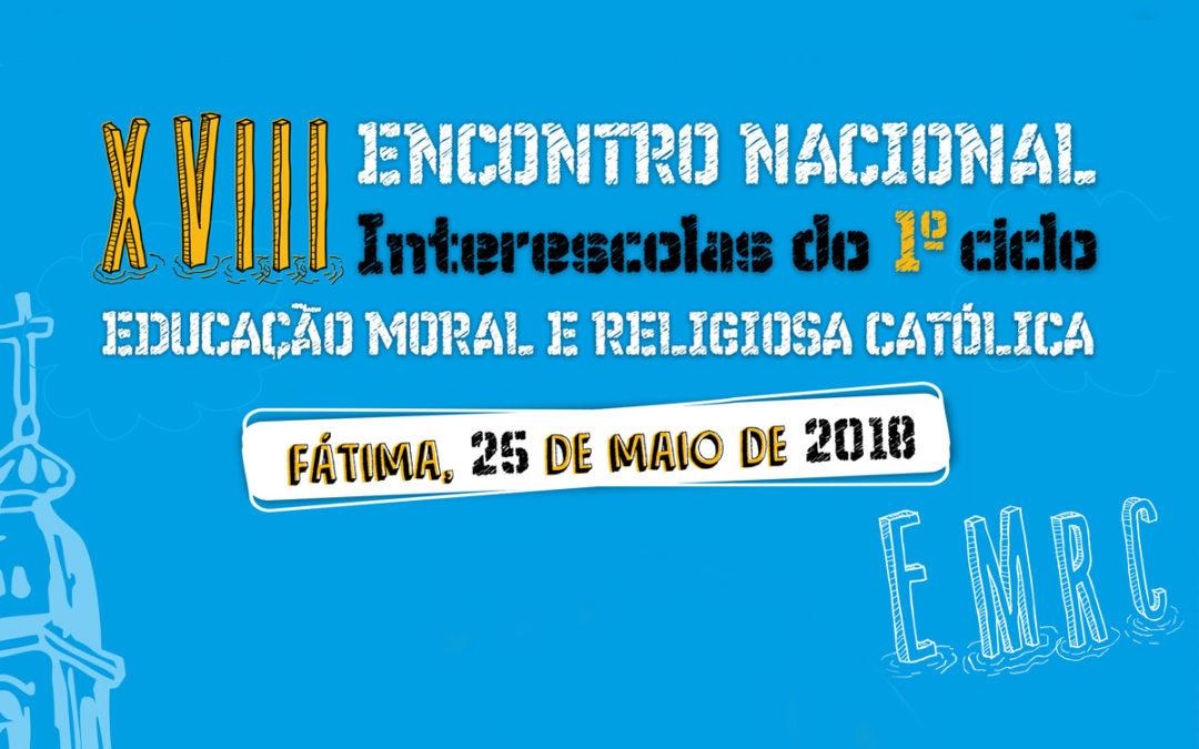 EMRC: «Sorri para Mim» é o convite do interescolas nacional do 1.º ciclo