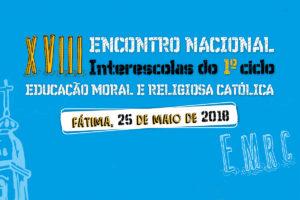 EMRC: «Sorri para Mim» no Interescolas nacional do 1º ciclo