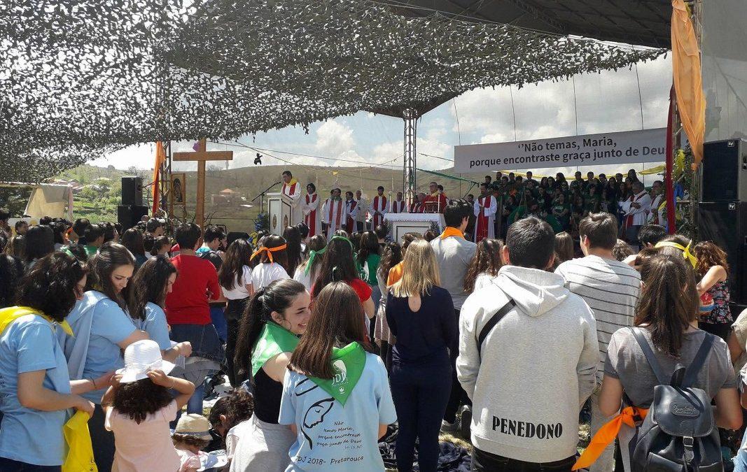 Lamego: Diocese pode contar com «juventude séria»