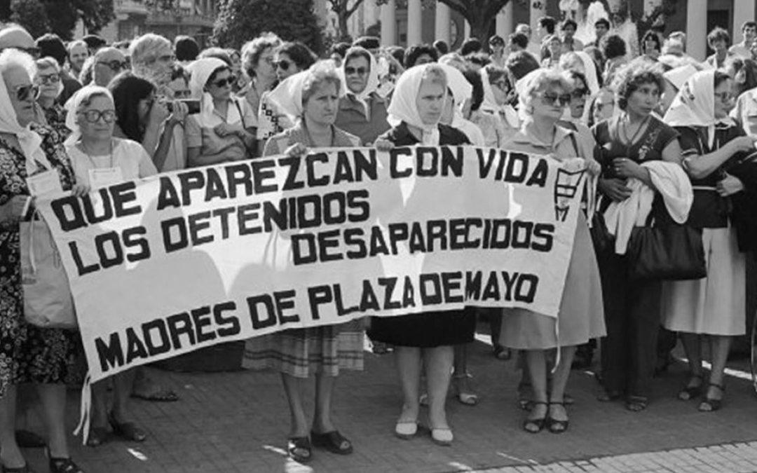 Argentina: Papa recorda luta das «Mães da Praça de Maio» contra a ditadura