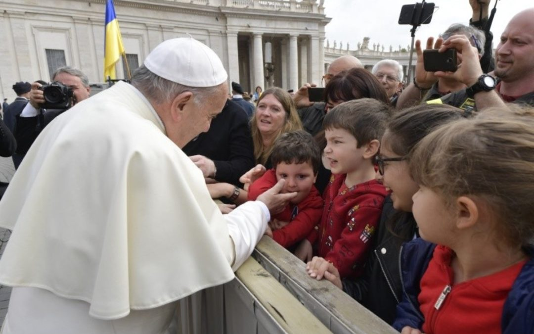 Irlanda: Papa afirma que «famílias enfrentam muitos desafios», em mensagem ao encontro mundial