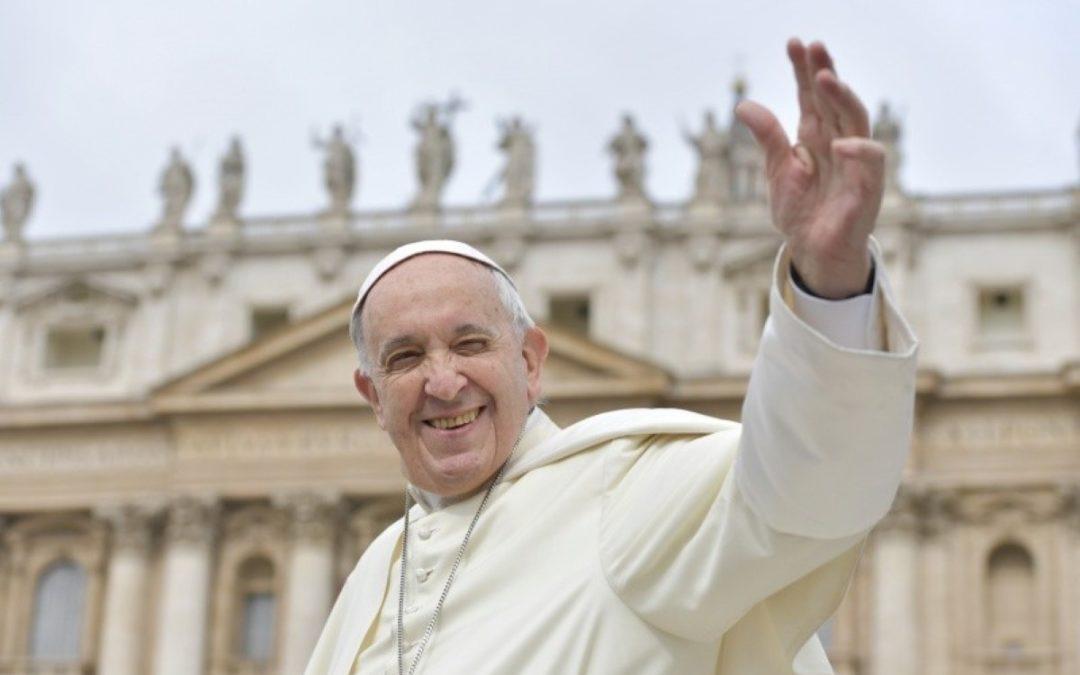 Vaticano: «Ser cristão é um caminho de libertação», diz o Papa