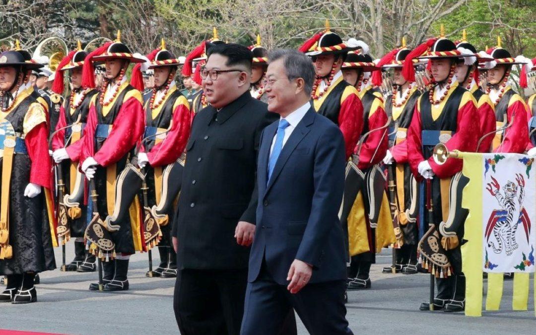 Vaticano: Santa Sé saúda acordo de paz das Coreias e espera a mesma «determinação» para o conflito no Médio Oriente