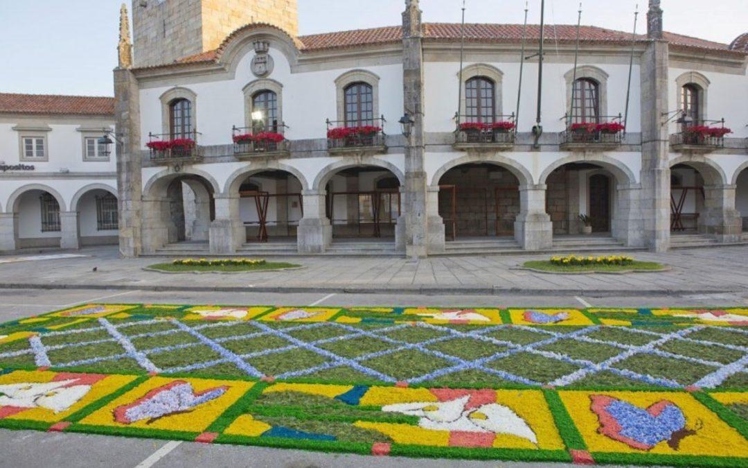 Corpo de Deus: Tapete de Flores do Sardoal é «convidado especial» da festa na Diocese de Viana do Castelo