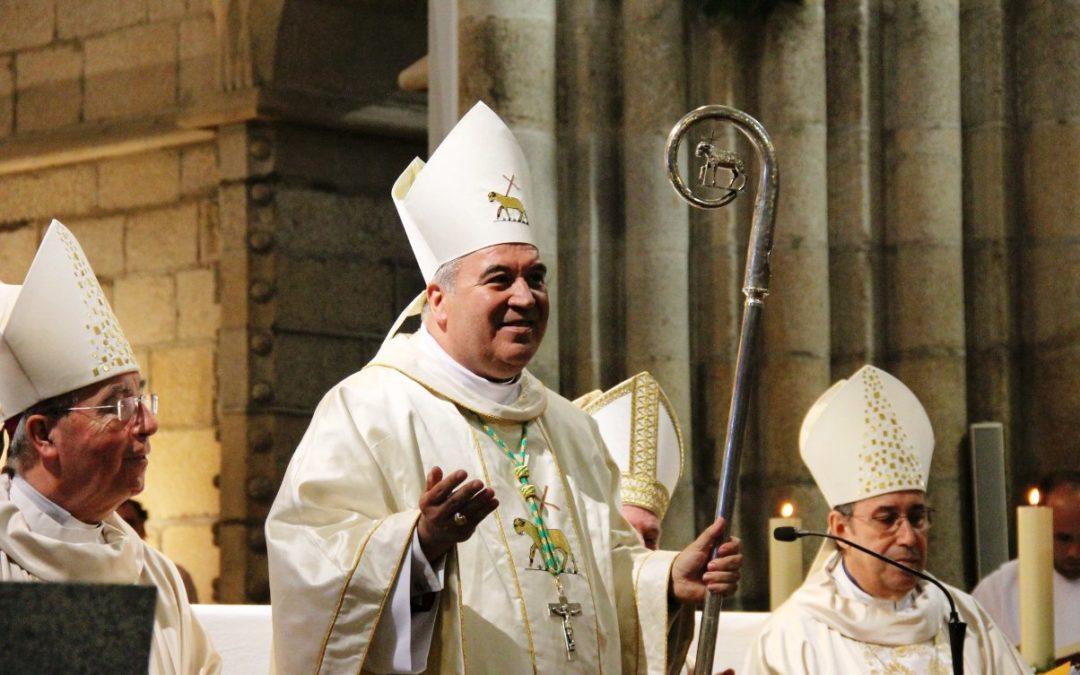Igreja: D. António Luciano foi ordenado bispo na Sé da Guarda