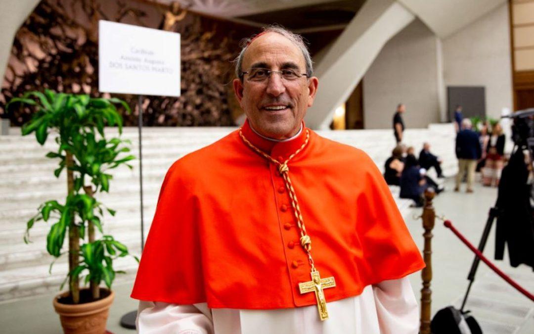 Roma: Novo cardeal presidiu a Missa na igreja dos portugueses (c/áudio)