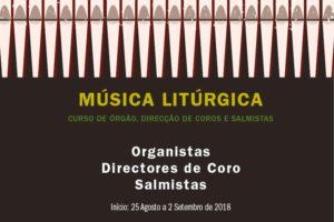 Igreja: Serviço Nacional da Liturgia organiza Curso de Música Litúrgica