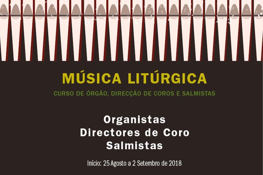 Portugal: Serviço Nacional da Liturgia dinamiza Curso de Música Litúrgica