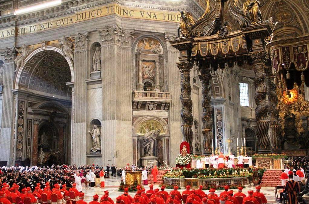 Consistório 2018: Sobriedade, comunhão e alegria, os pedidos do Papa