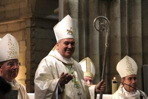 Episcopado: Tomada de posse de D. António Luciano na diocese de Viseu