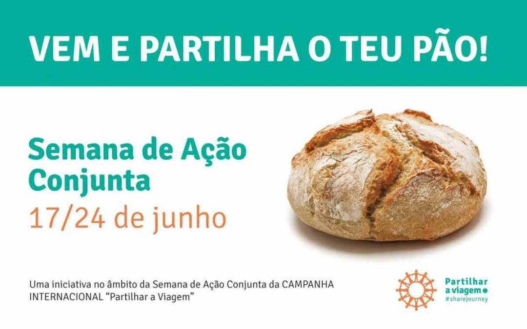 Aveiro: «Vem e partilha o teu pão» – Diocese promove reflexão sobre migrantes e refugiados