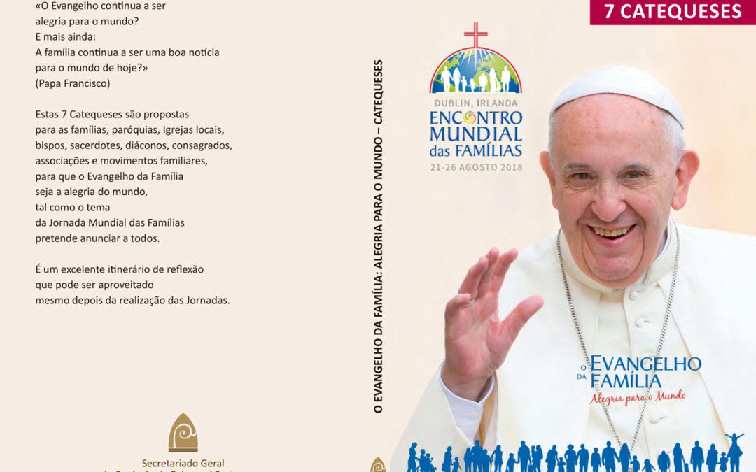 Igreja/Portugal: Conferência Episcopal publicou catequeses preparatórias do Encontro Mundial das Famílias