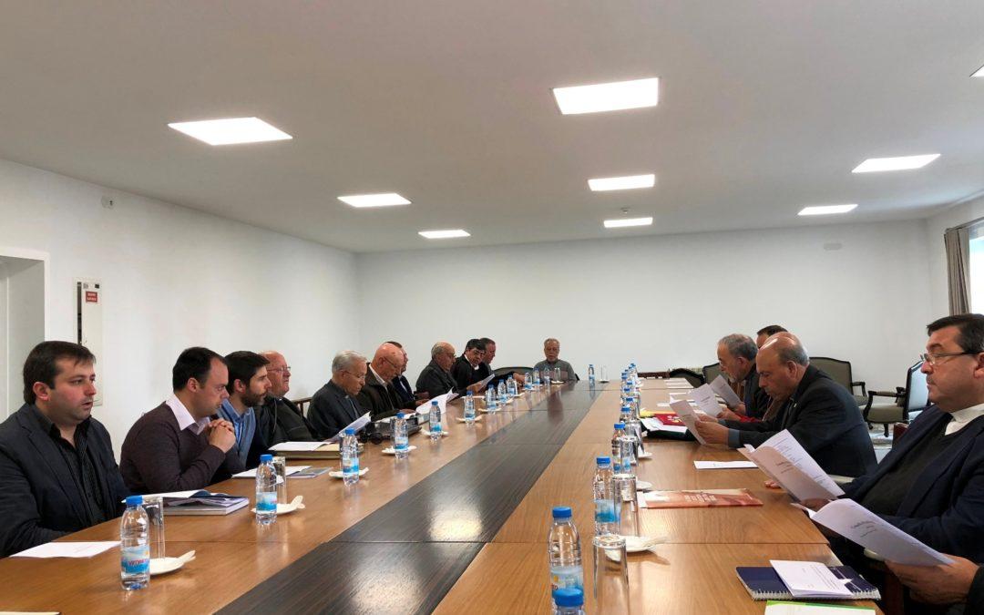 Viana do Castelo: Bispo e sacerdotes refletiram sobre «formação cristã nas paróquias»