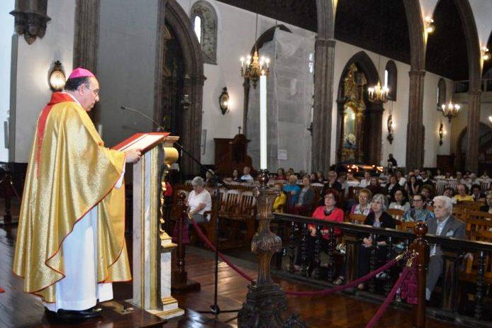 Funchal: Bispo presidiu a Eucaristia que celebrou 504 anos da criação da diocese