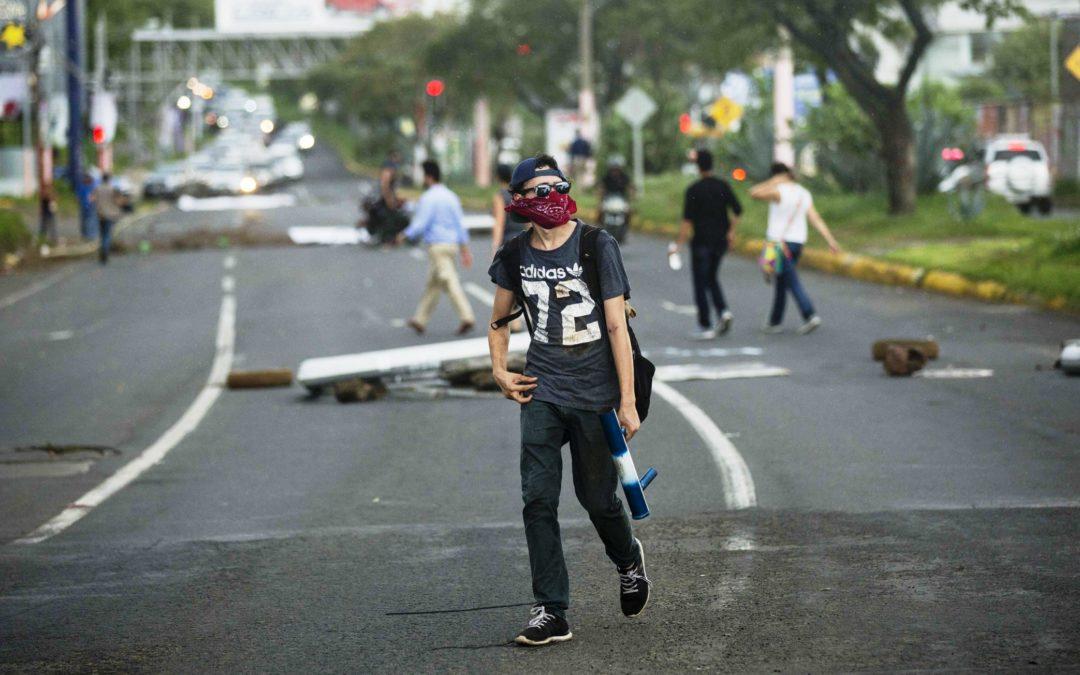Nicarágua: Jesuítas tomam posição contra violência no país, em «grave e crescente crise política»