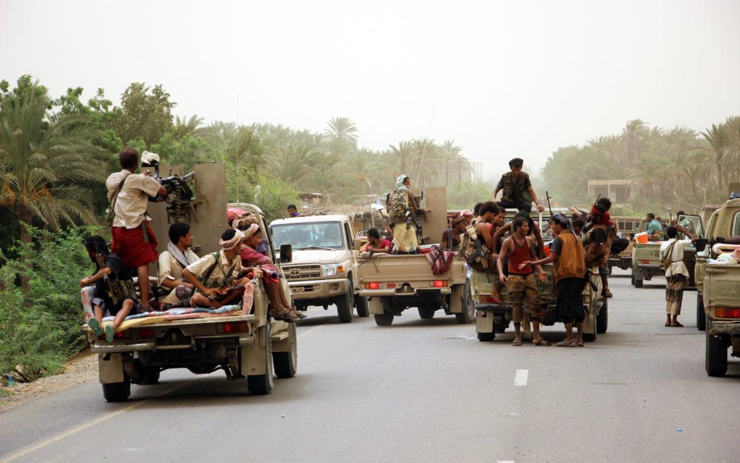 Iémen: Papa apela a negociação face a «situação trágica»