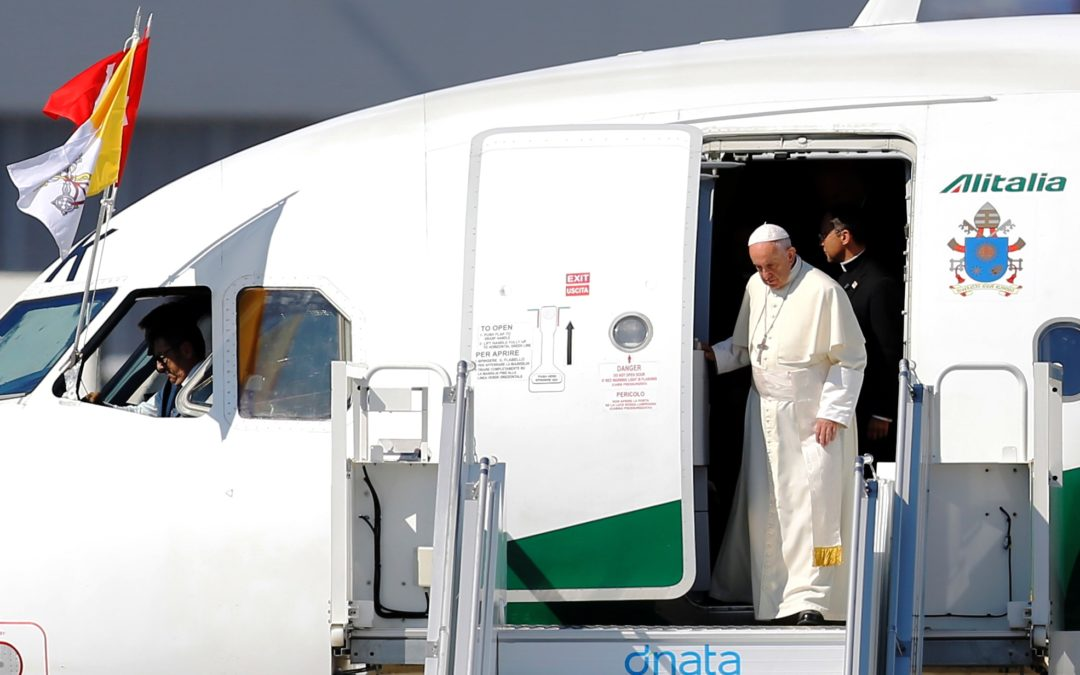 "Ecumenismo: Francisco visita Genebra para assinalar 70 anos do Conselho Mundial das Igrejas <img src=""http://www.agencia.ecclesia.pt/portal/wp-content/uploads/2018/07/icon_video20.png"">"